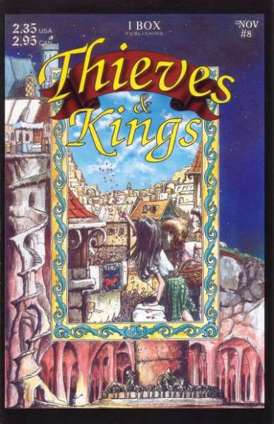 Thieves & Kings #8 comic books for sale