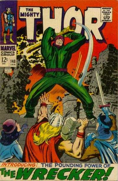 Thor #148 Comic Books - Covers, Scans, Photos  in Thor Comic Books - Covers, Scans, Gallery
