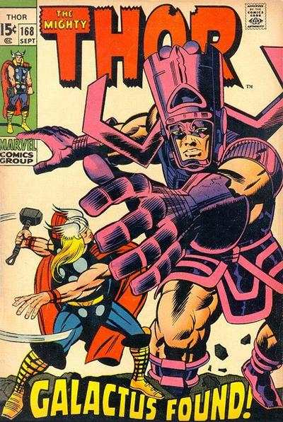 Thor #168 comic books - cover scans photos Thor #168 comic books - covers, picture gallery