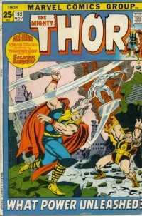 Thor #193 comic books - cover scans photos Thor #193 comic books - covers, picture gallery