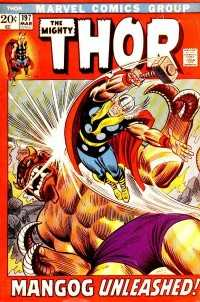 Thor #197 comic books - cover scans photos Thor #197 comic books - covers, picture gallery