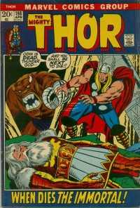 Thor #198 Comic Books - Covers, Scans, Photos  in Thor Comic Books - Covers, Scans, Gallery