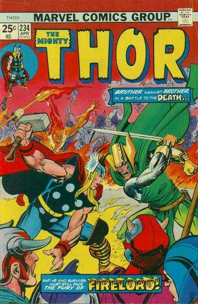 Thor #234 Comic Books - Covers, Scans, Photos  in Thor Comic Books - Covers, Scans, Gallery