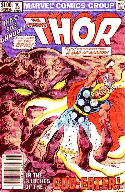 Thor #10 cheap bargain discounted comic books Thor #10 comic books