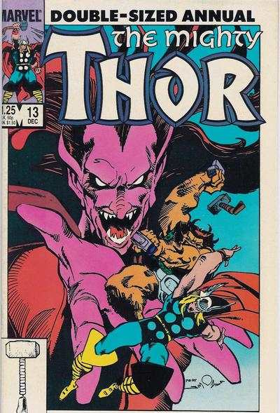 Thor #13 comic books - cover scans photos Thor #13 comic books - covers, picture gallery