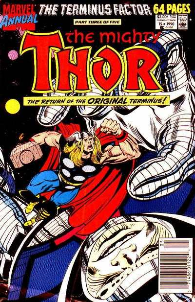 Thor #15 cheap bargain discounted comic books Thor #15 comic books