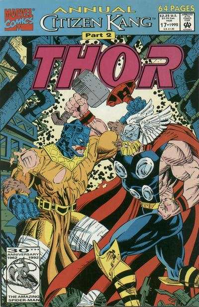 Thor #17 comic books - cover scans photos Thor #17 comic books - covers, picture gallery