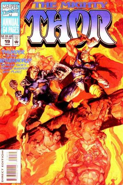 Thor #19 comic books for sale
