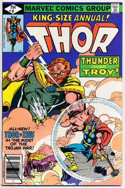 Thor #8 comic books - cover scans photos Thor #8 comic books - covers, picture gallery