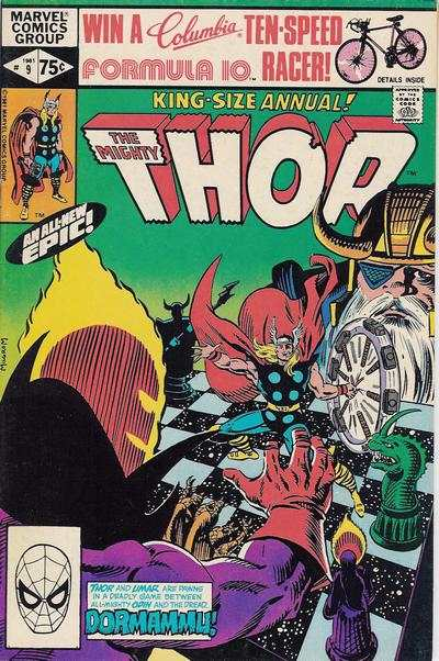 Thor #9 comic books for sale