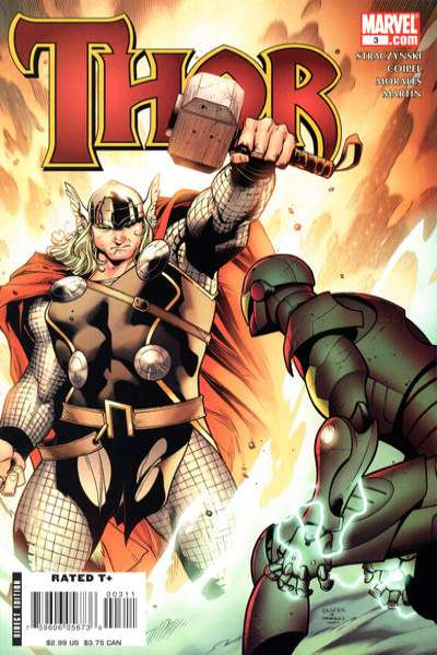 Thor #3 comic books for sale