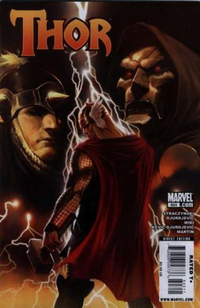 Thor #603 Comic Books - Covers, Scans, Photos  in Thor Comic Books - Covers, Scans, Gallery