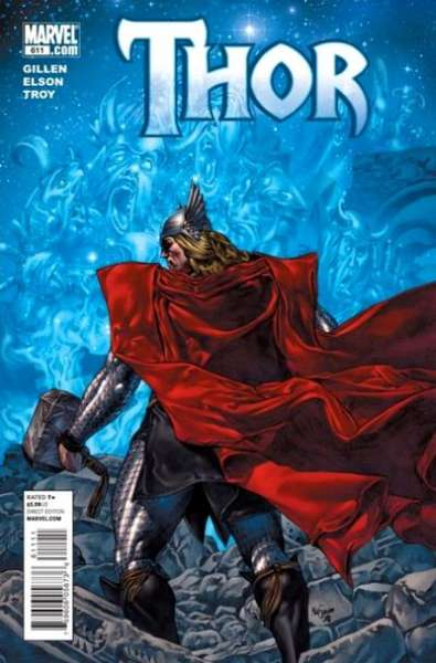 Thor #611 Comic Books - Covers, Scans, Photos  in Thor Comic Books - Covers, Scans, Gallery