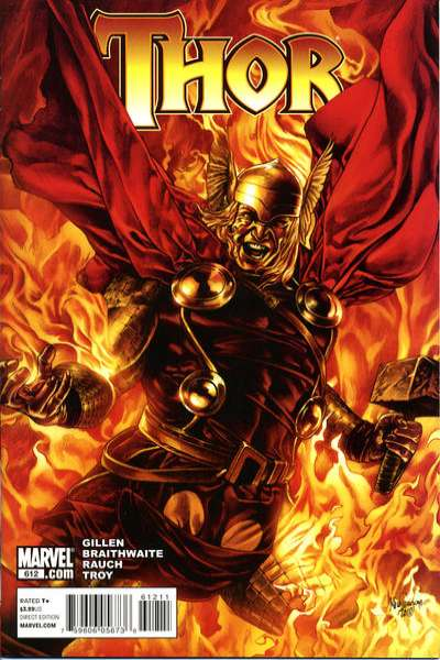 Thor #612 Comic Books - Covers, Scans, Photos  in Thor Comic Books - Covers, Scans, Gallery