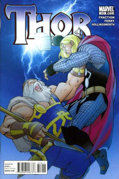 Thor #619 Comic Books - Covers, Scans, Photos  in Thor Comic Books - Covers, Scans, Gallery