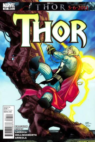 Thor #621 Comic Books - Covers, Scans, Photos  in Thor Comic Books - Covers, Scans, Gallery
