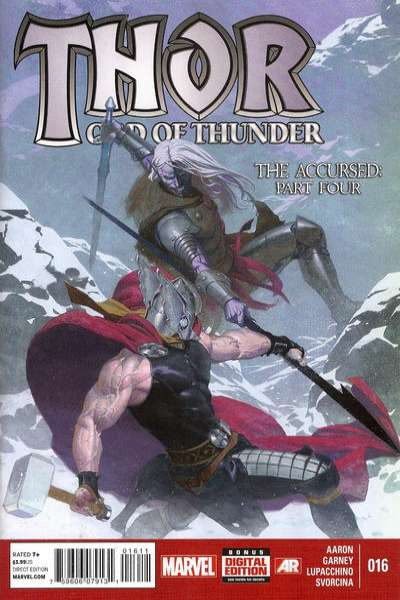 Thor: God of Thunder #16 Comic Books - Covers, Scans, Photos  in Thor: God of Thunder Comic Books - Covers, Scans, Gallery