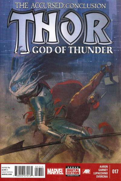 Thor: God of Thunder #17 Comic Books - Covers, Scans, Photos  in Thor: God of Thunder Comic Books - Covers, Scans, Gallery