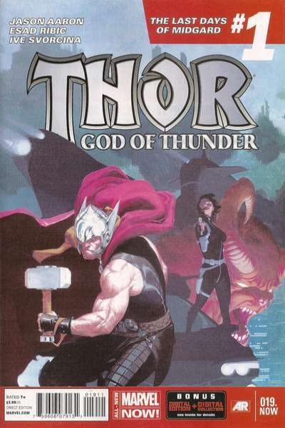 Thor: God of Thunder #19 Comic Books - Covers, Scans, Photos  in Thor: God of Thunder Comic Books - Covers, Scans, Gallery