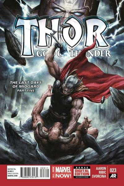 Thor: God of Thunder #23 comic books for sale