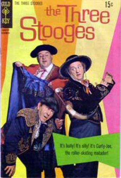 Three Stooges #49 comic books - cover scans photos Three Stooges #49 comic books - covers, picture gallery