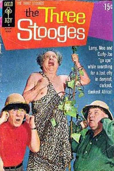 Three Stooges #50 comic books - cover scans photos Three Stooges #50 comic books - covers, picture gallery