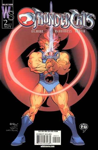 ThunderCats #2 comic books for sale