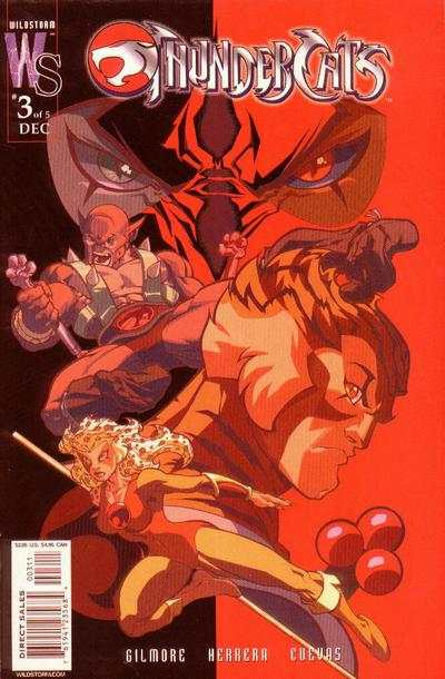 ThunderCats #3 comic books for sale
