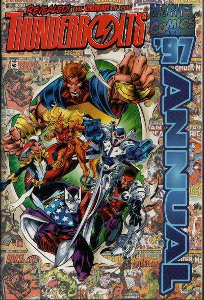 Thunderbolts #1997 comic books for sale
