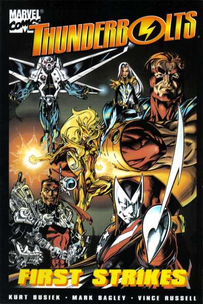 Thunderbolts #1 comic books for sale