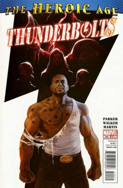 Thunderbolts #144 Comic Books - Covers, Scans, Photos  in Thunderbolts Comic Books - Covers, Scans, Gallery