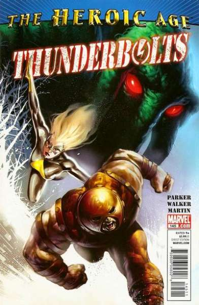 Thunderbolts #145 comic books for sale