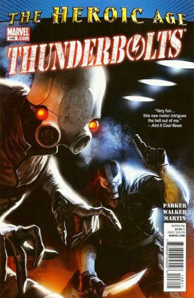 Thunderbolts #146 Comic Books - Covers, Scans, Photos  in Thunderbolts Comic Books - Covers, Scans, Gallery