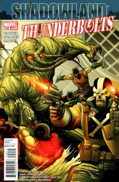 Thunderbolts #149 Comic Books - Covers, Scans, Photos  in Thunderbolts Comic Books - Covers, Scans, Gallery