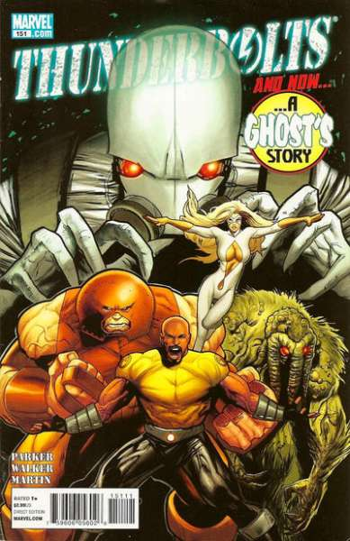 Thunderbolts #151 Comic Books - Covers, Scans, Photos  in Thunderbolts Comic Books - Covers, Scans, Gallery