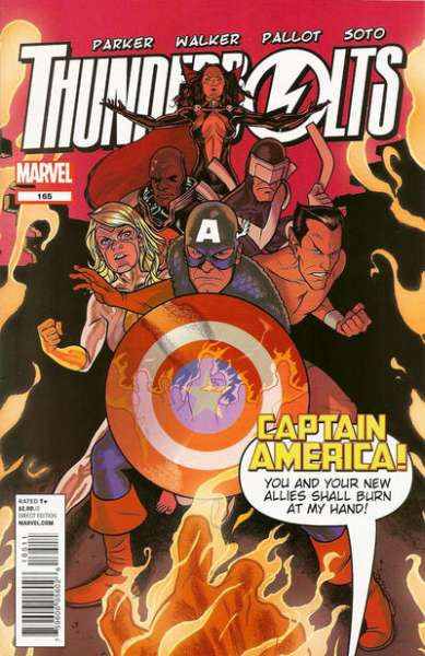 Thunderbolts #165 comic books for sale