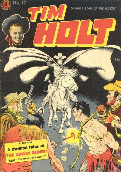 Tim Holt #17 Comic Books - Covers, Scans, Photos  in Tim Holt Comic Books - Covers, Scans, Gallery