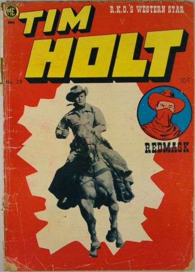 Tim Holt #29 cheap bargain discounted comic books Tim Holt #29 comic books