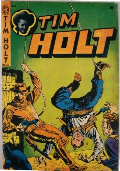 Tim Holt #33 comic books for sale