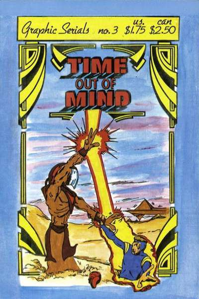 Time Out of Mind #3 comic books - cover scans photos Time Out of Mind #3 comic books - covers, picture gallery
