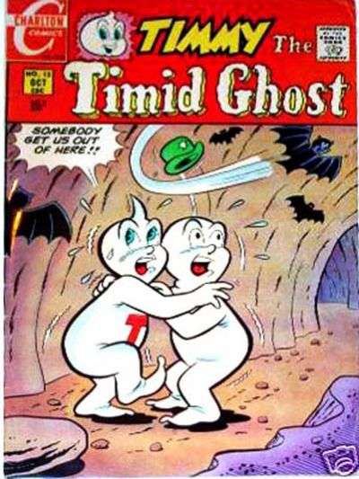 Timmy the Timid Ghost #12 Comic Books - Covers, Scans, Photos  in Timmy the Timid Ghost Comic Books - Covers, Scans, Gallery