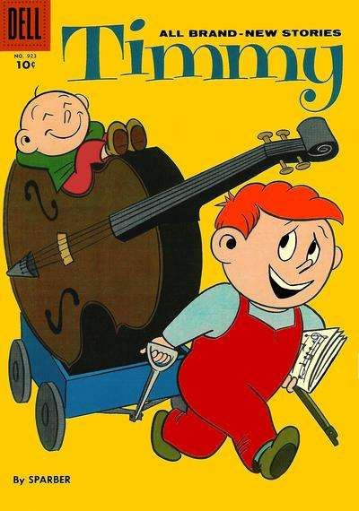 Timmy #3 Comic Books - Covers, Scans, Photos  in Timmy Comic Books - Covers, Scans, Gallery