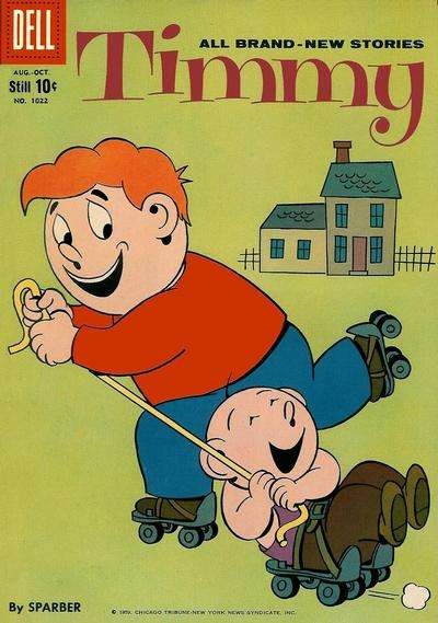 Timmy #4 Comic Books - Covers, Scans, Photos  in Timmy Comic Books - Covers, Scans, Gallery