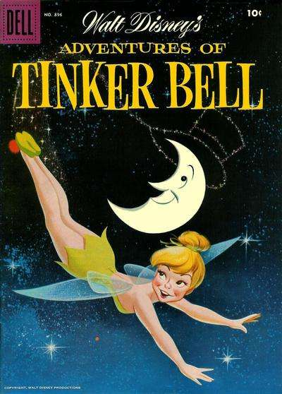 Tinker Bell comic books