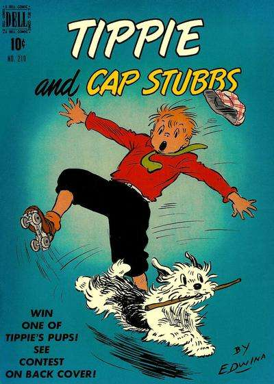 Tippie & Cap Stubbs comic books