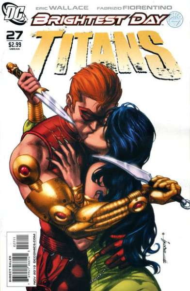 Titans #27 comic books - cover scans photos Titans #27 comic books - covers, picture gallery