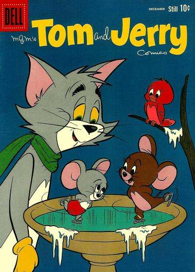 Tom and Jerry #197 Comic Books - Covers, Scans, Photos  in Tom and Jerry Comic Books - Covers, Scans, Gallery