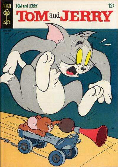 Tom and Jerry #229 Comic Books - Covers, Scans, Photos  in Tom and Jerry Comic Books - Covers, Scans, Gallery