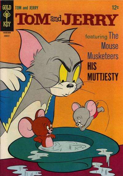 Tom and Jerry #231 comic books - cover scans photos Tom and Jerry #231 comic books - covers, picture gallery