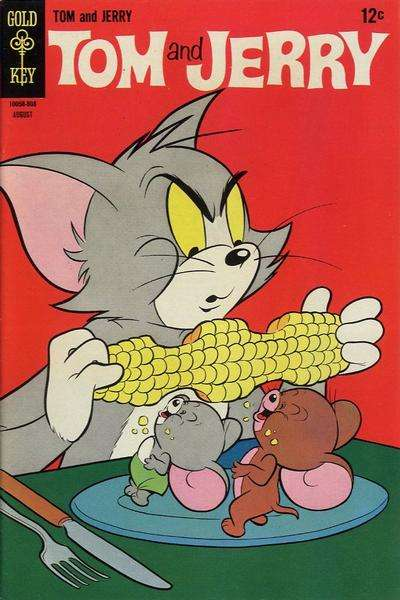 Tom and Jerry #241 comic books - cover scans photos Tom and Jerry #241 comic books - covers, picture gallery